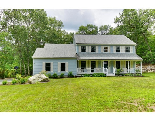 Single Family Home for Sale at 57 Indian Brook Ashland, Massachusetts 01721 United States