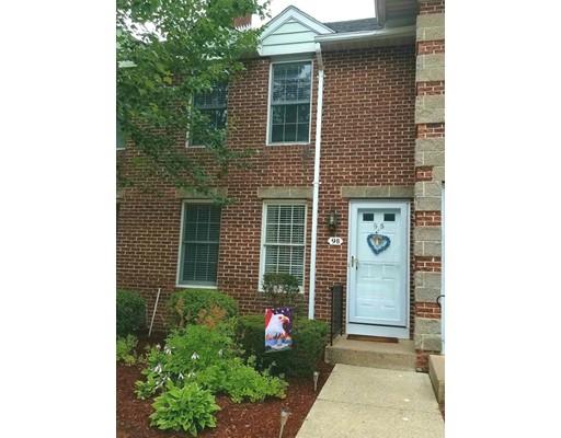 Appartement en copropriété pour l Vente à 9 Mansion Woods 9 Mansion Woods Agawam, Massachusetts 01001 États-Unis