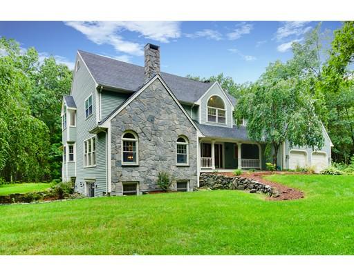 Maison unifamiliale pour l Vente à 2 Gauthier Lane Westford, Massachusetts 01886 États-Unis