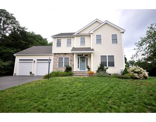 Maison unifamiliale pour l Vente à 60 Walden Terrace Concord, Massachusetts 01742 États-Unis