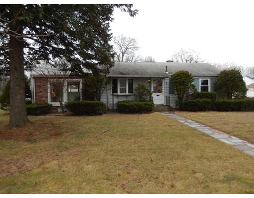 واحد منزل الأسرة للـ Rent في 3 Vadnais Street Agawam, Massachusetts 01001 United States