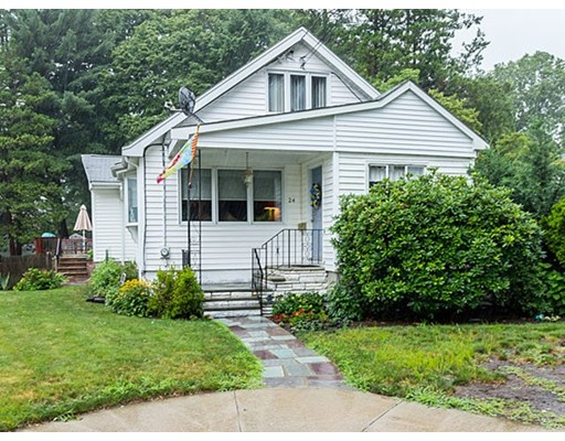Single Family Home for Sale at 24 Spring Valley Road Boston, Massachusetts 02132 United States