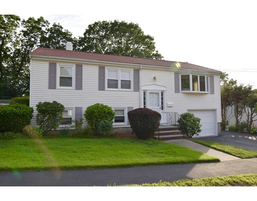 Single Family Home for Sale at 3 Blueview Circle Boston, Massachusetts 02132 United States