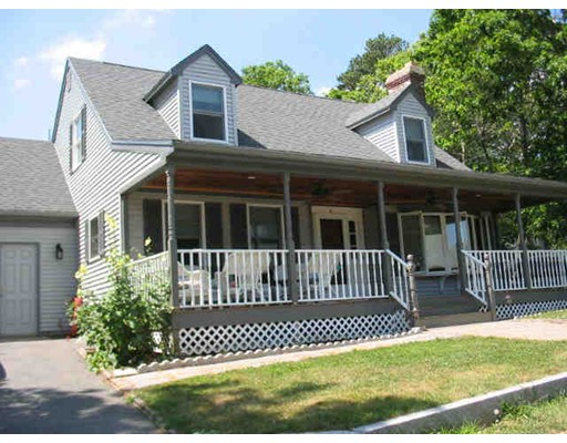Single Family Home for Rent at 15 Cleveland Avenue Wareham, Massachusetts 02558 United States
