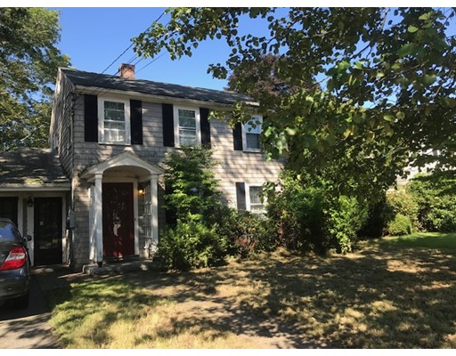 Single Family Home for Sale at 78 North Street Newton, Massachusetts 02460 United States
