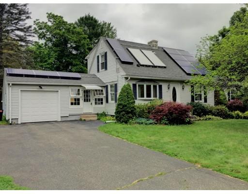 Maison unifamiliale pour l Vente à 711 Main Street Hampden, Massachusetts 01036 États-Unis