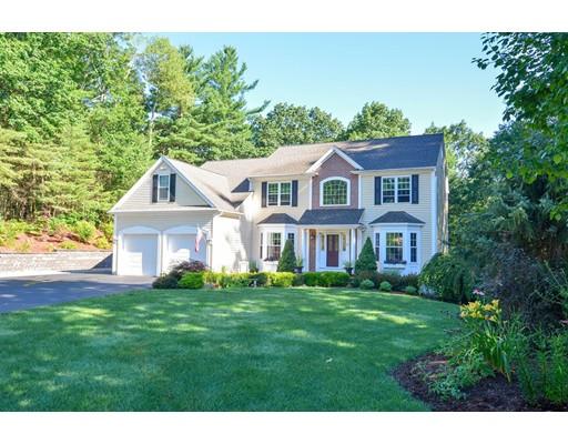 Maison unifamiliale pour l Vente à 27 Orion Way Groton, Massachusetts 01450 États-Unis