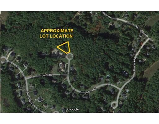 Terreno por un Venta en 21 LUDLOW Road 21 LUDLOW Road Windham, Nueva Hampshire 03087 Estados Unidos