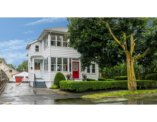Multi-Family Home for Sale at 50 Elm Street Newton, Massachusetts 02465 United States