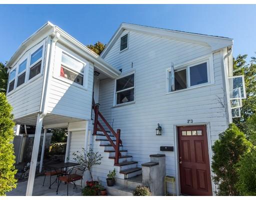 共管式独立产权公寓 为 销售 在 33 Gardner Nahant, 01908 美国