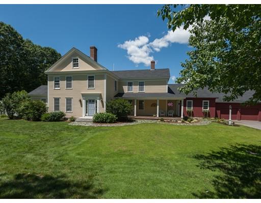 Casa Unifamiliar por un Venta en 254 Bolton Road Harvard, Massachusetts 01451 Estados Unidos