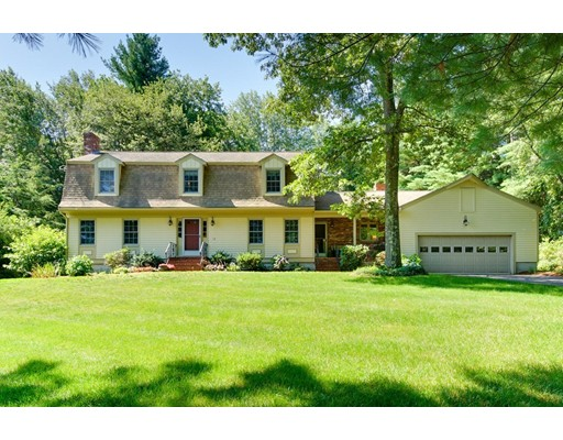 12 Silver Hill Rd, Acton, MA 01720