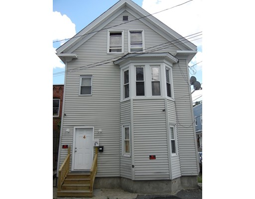 多户住宅 为 销售 在 4 Florence Street Lawrence, 01841 美国