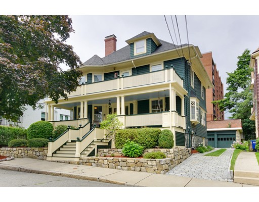 Single Family Home for Sale at 17 Browning Road Somerville, Massachusetts 02145 United States