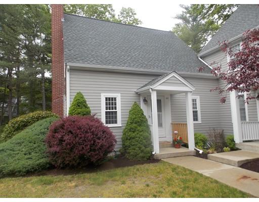 独户住宅 为 出租 在 48 Twin Lakes Drive 哈利法克斯, 马萨诸塞州 02338 美国