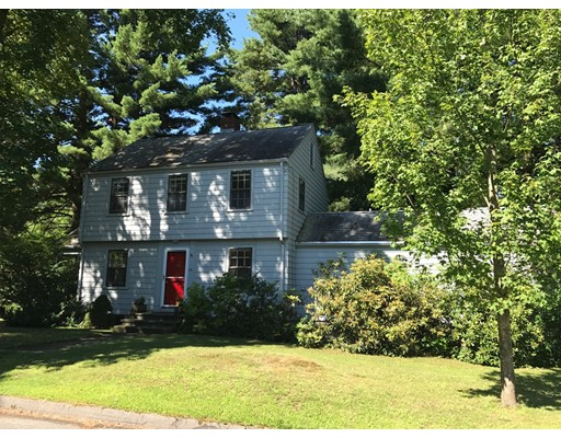 Single Family Home for Sale at 22 Wilson Street Wellesley, Massachusetts 02482 United States
