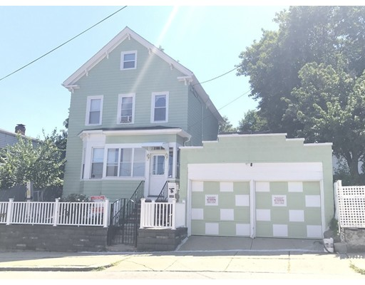 Single Family Home for Sale at 68 Webster Avenue Chelsea, Massachusetts 02150 United States