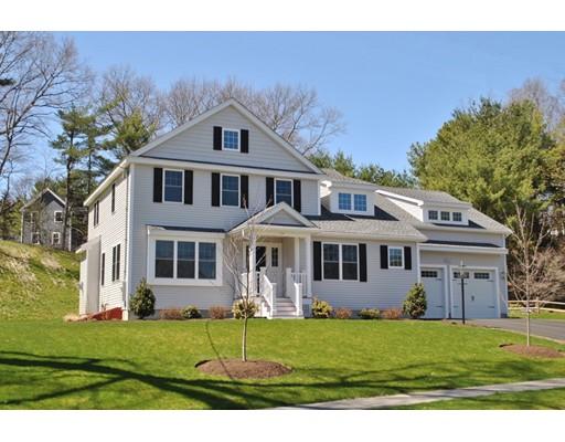 واحد منزل الأسرة للـ Sale في 137 Wright Road Concord, Massachusetts 01742 United States