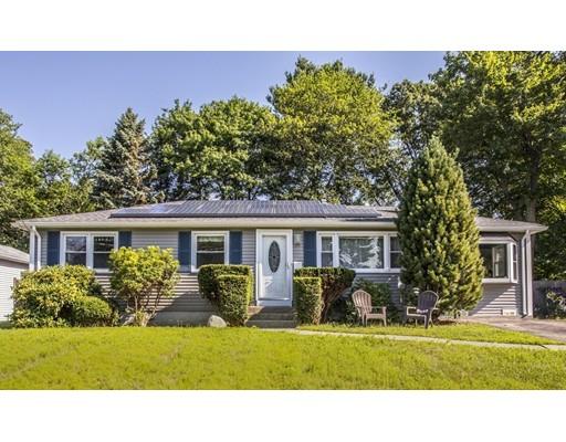 Single Family Home for Sale at 11 Wilmont Road Framingham, Massachusetts 01701 United States