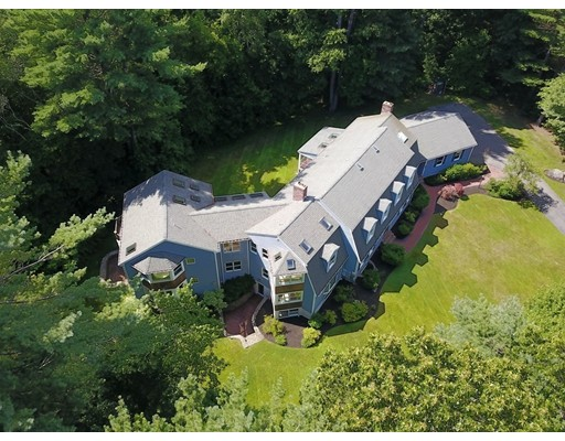 Single Family Home for Sale at 23 DOVER FARM ROAD Medfield, Massachusetts 02052 United States