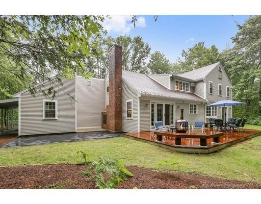 واحد منزل الأسرة للـ Sale في 74 Herrick Road Boxford, Massachusetts 01921 United States