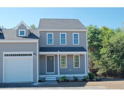 共管式独立产权公寓 为 销售 在 114 Saw Mill Lane Hanson, 马萨诸塞州 02341 美国