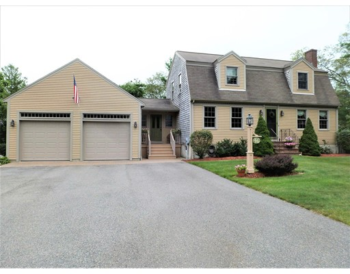 Single Family Home for Sale at 46 Oletree Road 46 Oletree Road Pembroke, Massachusetts 02359 United States