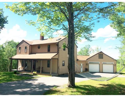 独户住宅 为 销售 在 5 Sibley Road 艾什本罕, 马萨诸塞州 01430 美国