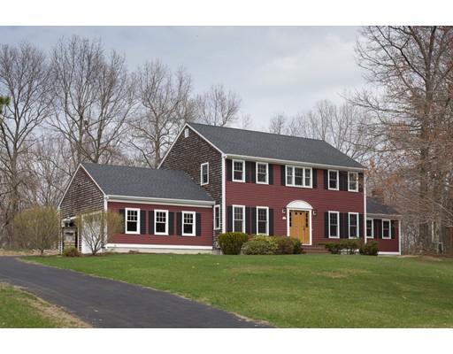 Частный односемейный дом для того Продажа на 8 Morningside Road Plainville, Массачусетс 02762 Соединенные Штаты