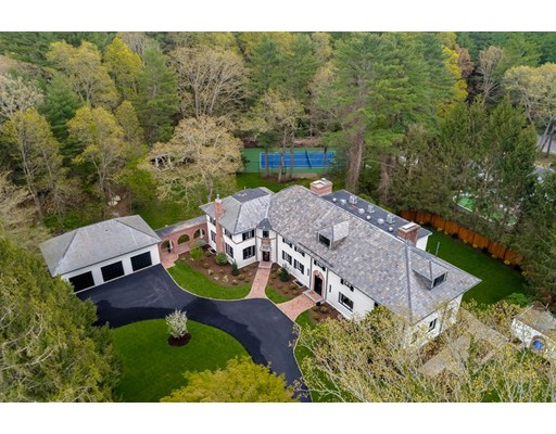 Single Family Home for Sale at 1242 South Street Needham, Massachusetts 02492 United States