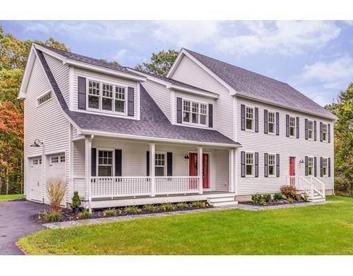 Частный односемейный дом для того Продажа на 93 Suomi Street Paxton, Массачусетс 01612 Соединенные Штаты