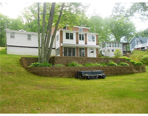 Single Family Home for Sale at 337 Lakeview Drive Suffield, Connecticut 06078 United States