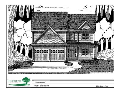 واحد منزل الأسرة للـ Sale في 4 Leland Dr -off Parker Road Berlin, Massachusetts 01503 United States