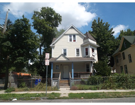 95 Mapledell St, Springfield, MA 01109
