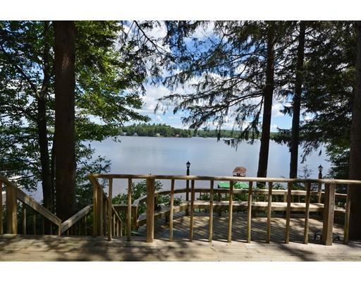 Single Family Home for Sale at 107 Pond Blvd Otis, Massachusetts 01253 United States