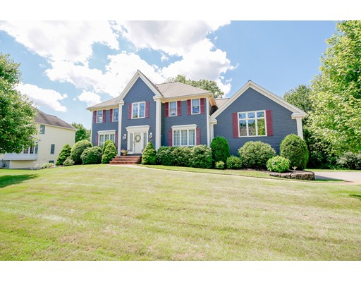 Single Family Home for Sale at 120 Sawyers Lane Tewksbury, Massachusetts 01876 United States