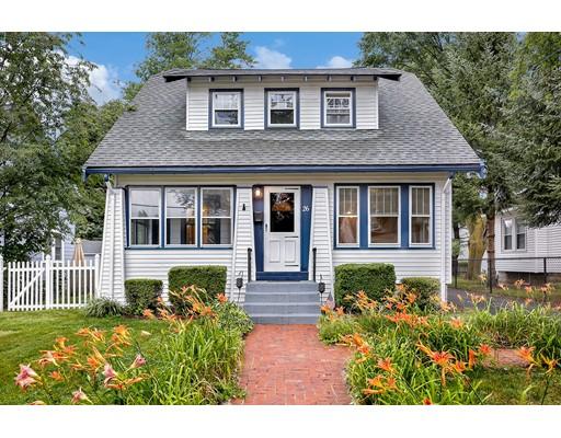 Single Family Home for Sale at 26 Richwood Street Framingham, Massachusetts 01701 United States