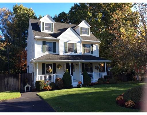 Single Family Home for Sale at 36 Hamilton Avenue Billerica, 01821 United States