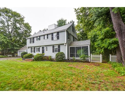 Casa Unifamiliar por un Venta en 124 Radcliffe Belmont, Massachusetts 02478 Estados Unidos