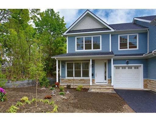 Appartement en copropriété pour l Vente à 32A Wetherell Street #32A 32A Wetherell Street #32A Newton, Massachusetts 02464 États-Unis