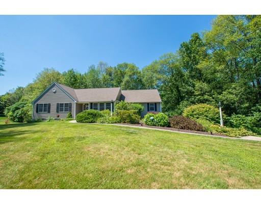 独户住宅 为 销售 在 3 Nellies Way Dudley, 马萨诸塞州 01571 美国