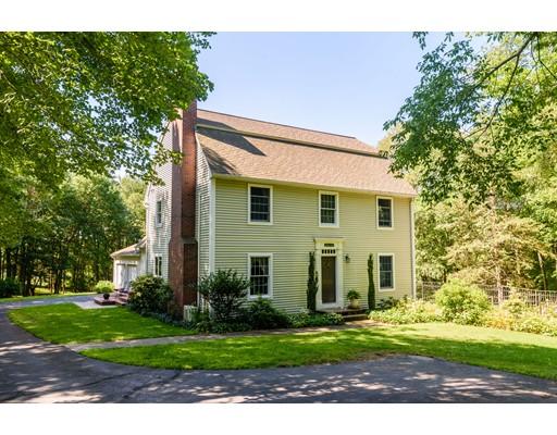 独户住宅 为 销售 在 10 Amsher Road Woodstock, 康涅狄格州 06281 美国
