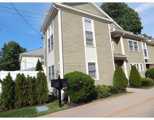 Condominium for Sale at 87 Church Street Watertown, Massachusetts 02472 United States