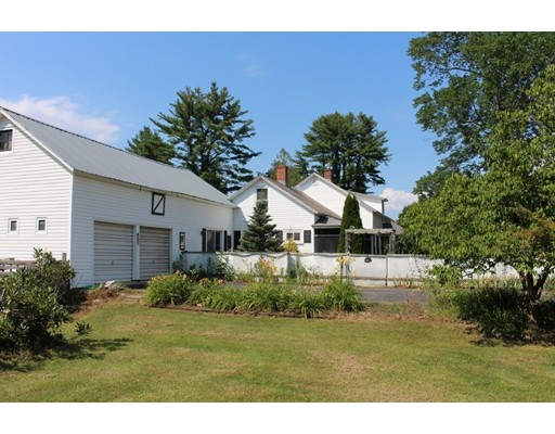 Single Family Home for Sale at 676 Mt. Hermon Station Road Northfield, Massachusetts 01360 United States