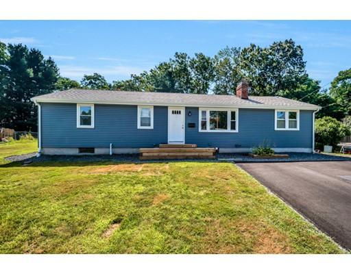Single Family Home for Sale at 47 Gleason Street Framingham, Massachusetts 01701 United States