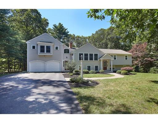 Maison unifamiliale pour l Vente à 31 Wildcat Lane Norwell, Massachusetts 02061 États-Unis