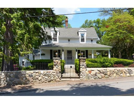 独户住宅 为 出租 在 14 Broadway 斯托纳姆, 马萨诸塞州 02180 美国