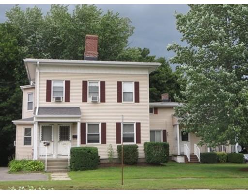 Многосемейный дом для того Продажа на 55 Northampton Street Easthampton, Массачусетс 01027 Соединенные Штаты
