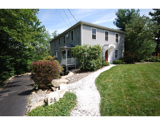 Single Family Home for Sale at 26 Duggan Drive Framingham, Massachusetts 01702 United States