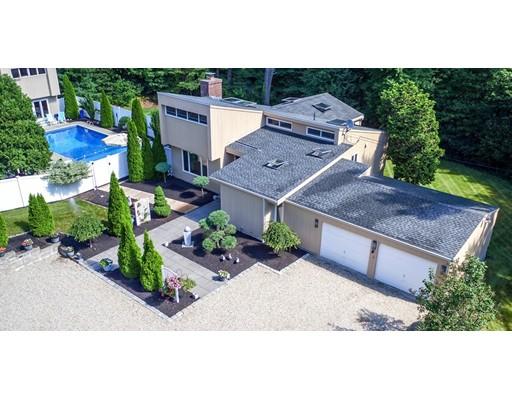 Casa Unifamiliar por un Venta en 52 School Street Duxbury, Massachusetts 02332 Estados Unidos